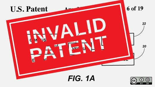 InvalidPatent_CCAttribShare20_Opensourceway