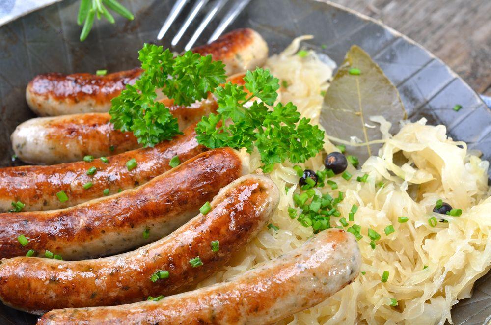 oktoberfest german food