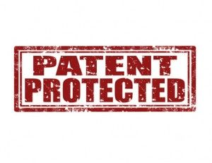 Patent Protected-stamp