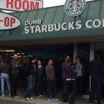 Dumb Starbucks Store