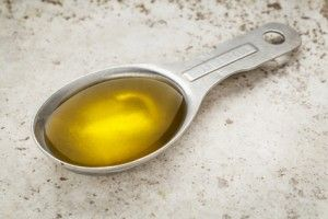 tablespoon of olive oil