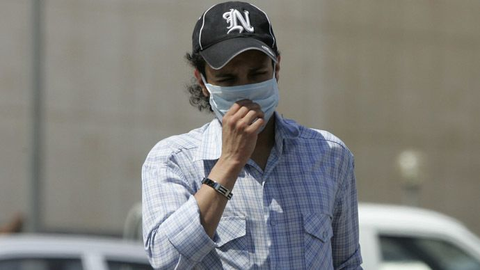 MERS Scare in Orlando