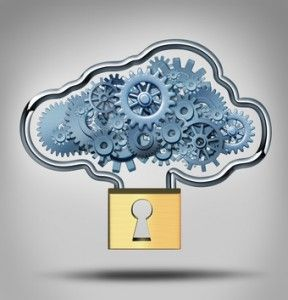 Cloud Security Concept