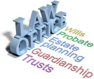 Estate planning attorney law office wills