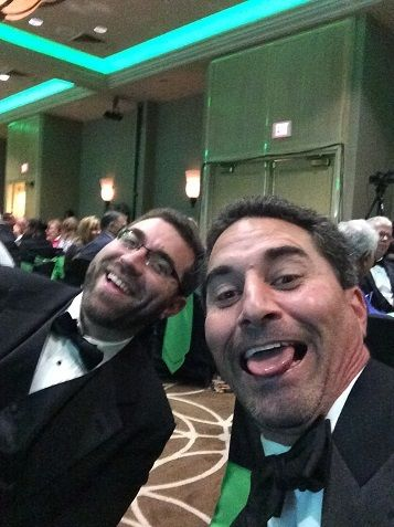 Widerman Malek, PL Attorney Scott Widerman having fun with Mark Malek's unattended phone!
