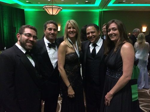 Widerman Malek, PL Attorneys Pictured with Business Hall of Fame Laureate Carol Craig