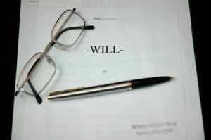 will, glasses and fountain pen