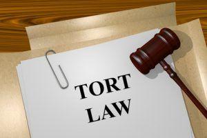 Tort Law concept