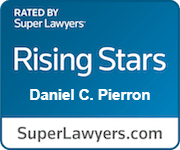 Dan Pierron 2020 Super Lawyers Rising Stars