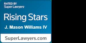 Mason Williams Super Lawyers Rising Stars